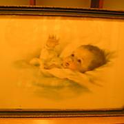 Baby Print-Bessie Pease Gutmann