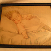 Baby Print-Annie Benson Muller