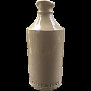 Carter's Ink Stoneware Bottle