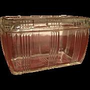 Glass Refrigerator Dish