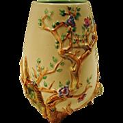 """Clarice Cliff """"My Garden"""" Footed Vase"""