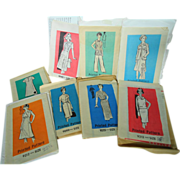 Vintage Sewing Patterns by Marian Martin