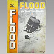 1937 Ohio River Flood Disaster Memorial Booklet
