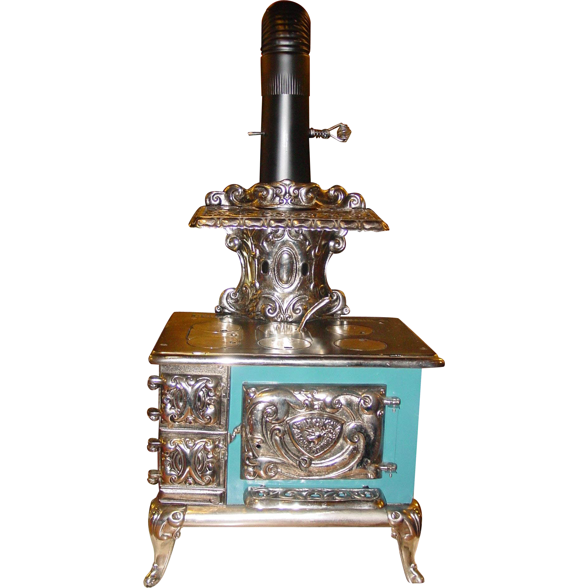 ... sample Bucks Junior cook stove from sydowsantiques on Ruby Lane