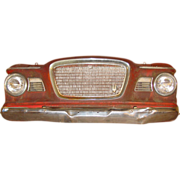 Mid 1950's Studebaker car front-for your man cave!