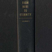 SOLD RARE 1951 1st Ed 'From Here To Eternity' James Jones - Historical Fiction / Pulitzer Priz