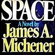 SALE 1982 'Space' 1st Ed, DJ 'James Michener' NASA, Historical Fiction, Pulitzer Prize Novelis
