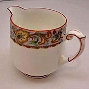 SOLD Beautiful Vintage Paragon Fine Bone China Creamer - Made in England