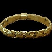 Vintage 14K Gold Bracelet Links