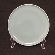 "Vintage Collectible Retro (7)-8"" Iroquois China Salad Plates~Informal Line~Ben Seibel~Ros"