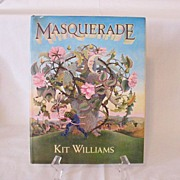 Vintage Book Masquerade by Kit Williams Excellent Condition 1981