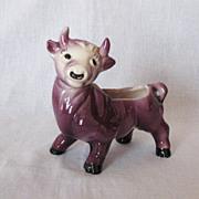 SALE Vintage Collectible Ceramic Ferdinand the Bull Planter 1950-60s Excellent Condition