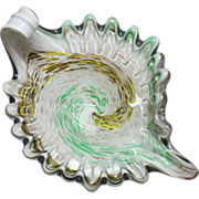 SOLD Vintage Murano Candy Dish 1950-60s Very Good Condition