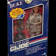 SOLD Vintage Duke: Hall of Fame G.I. Joe 1991 Toy Unopened Excellent Condition