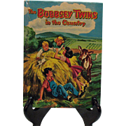 Vintage Bobbsey Twins Book The Bobbsey Twins in the Country 1953 Very Good Condition