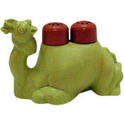 SALE Vintage Camel S&P Shakers 1950s Very Good Condition