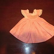 Vintage Miss Ginger Tagged Dress!