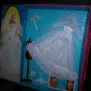 "Vintage MIP Dawn Fashion ""Wedding Bell Dream #815"" by Topper"