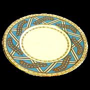 Antique Royal Worcester Decorative Plate