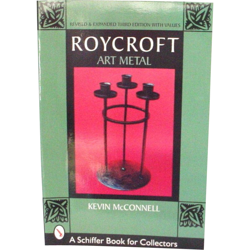 Roycroft Art Metal by Kevin McConnell
