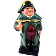 Doulton Dickens Figure Bumble