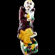Handmade Chinese Figure of Immortal Li Tie-Guai