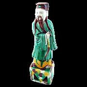 Handmade Chinese Figure of Immortal Lu Dong-Bin
