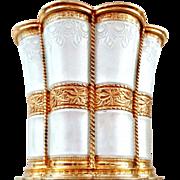 A. Michelsen Denmark Enamel on Sterling Queen Margrethe Cup (s)