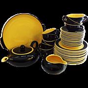 SALE Villeroy & Boch Teapot Set - Biarritz Dessert Set