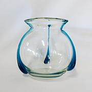 Circa 1900 Art Nouveau Kralik Vase
