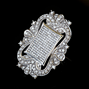 Lady's 14K Custom 2.50 Carat Diamond Ring