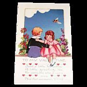 Whitney: To My Valentine Postcard