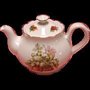 SALE Belfor Fine Bohemian China Teapot - Czechoslovakia
