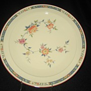 """SOLD Noritake """"China Song"""" Dinner Plates - 6 Available"""