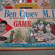 SALE Ben Casey M.D. Game - 1961