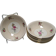SALE Homer Laughlin Priscilla Dessert/Berry Bowl - Household Institute - 7 Available
