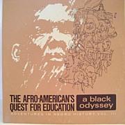 SALE Adventures In Negro History, Vol. III - Record Album