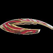 Large Trifari Pin/Brooch
