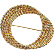Monet Circular Rope Pin