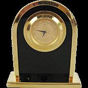 Texas A&M University Desk Clock