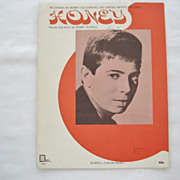"Bobby Goldsboro ""Honey"" Sheet Music - 1968"