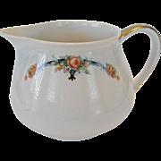 Crown Pottery Lemonade or Milk Jug