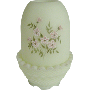 Fenton Pink Blossom Fairy Light