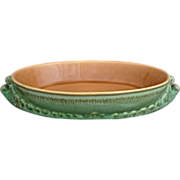 Cowan Pottery Large Wave Bowl #B-859-B Circa 1929