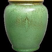 """Cowan Pottery Vase #728, """"Antique Green"""" Glaze, Circa 1929"""