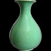 Cowan Pottery Vase #932, April Green, Circa 1929