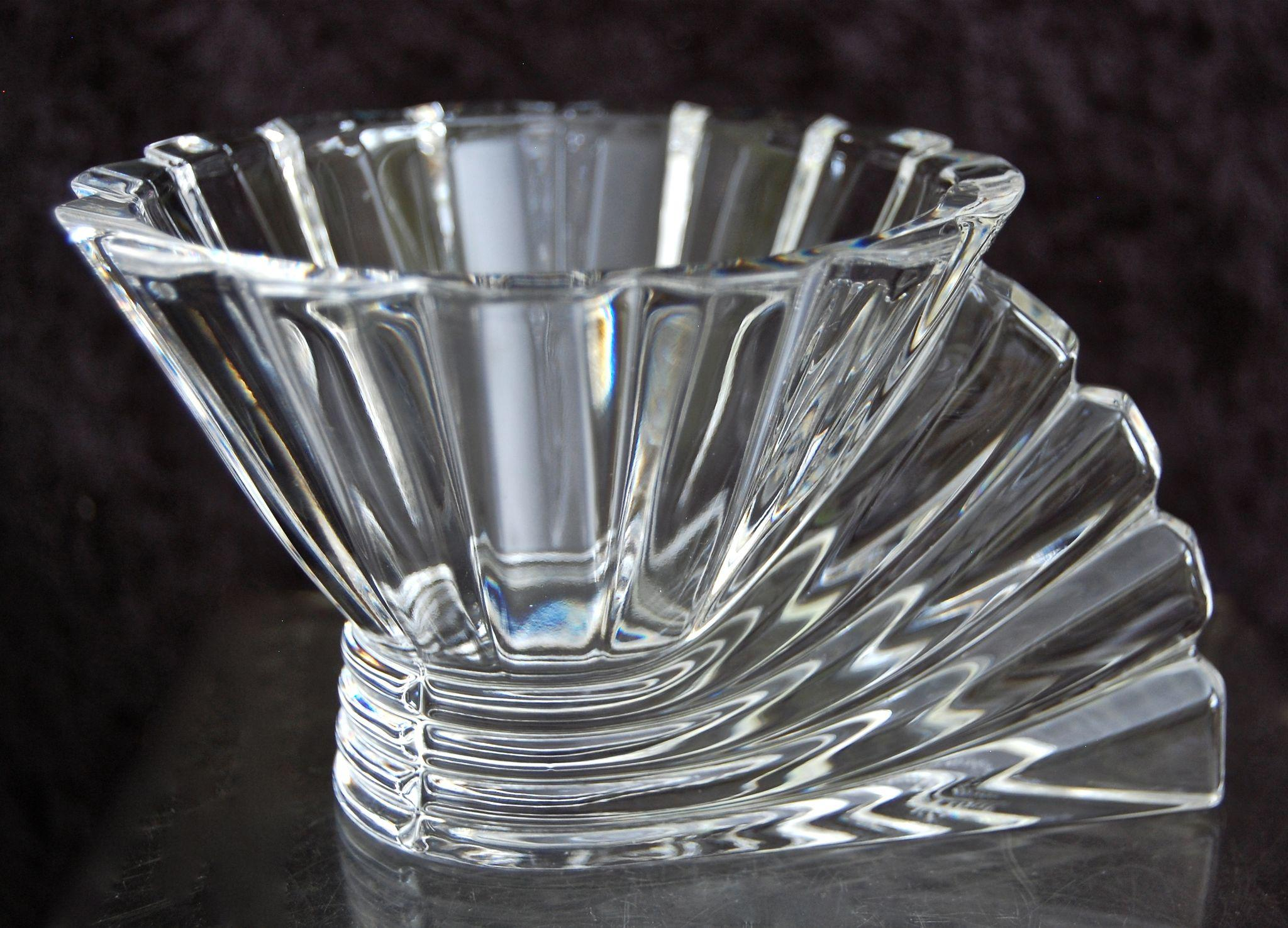 Rosenthal Studio Line Crystal Vase Amp Votive Set From