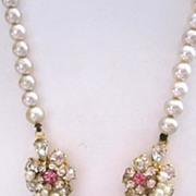 SALE Original By Robert Jeweled Necklace