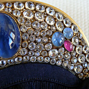 SALE Hobe Purse With Brilliant Crystal Chatons