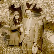 1920s Great Gatsby Era Lovers